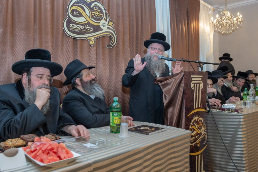 Tchabe Kollel Dinner 2019-60 Years